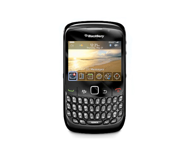 REPARATION ECRAN BLACKBERRY 8520