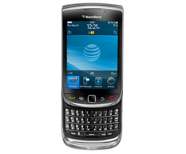 REPARATION ECRAN ET TACTILE BLACKBERRY TORCH 9800