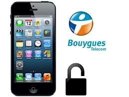 DEBLOCAGE IPHONE 5 BOUYGUES