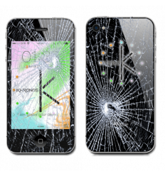 CHANGEMENT REPARATION AVANT ARRIERE IPHONE X